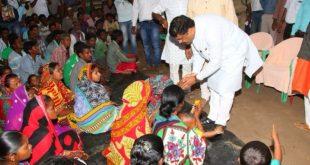 Dharmendra Pradhan's Malkangiri visit