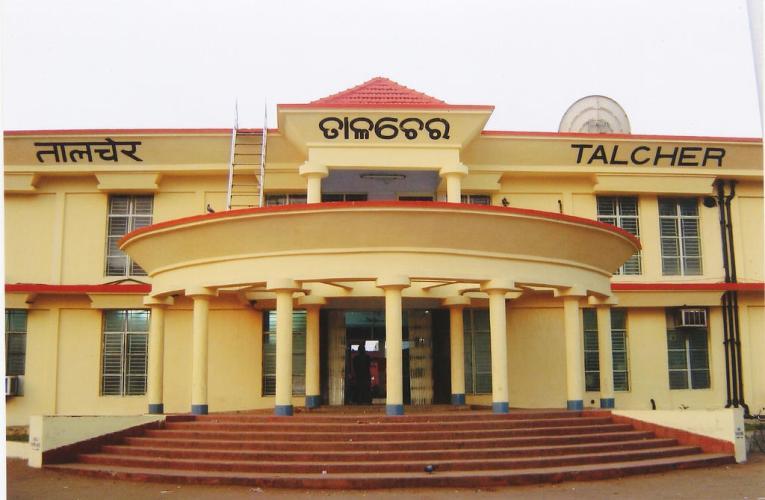 talcher-railway-station