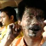 Ink attack on Papu Pom Pom for controversial remark on Lord Jagannath