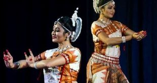 Archita Sahu performs at Konark Festival