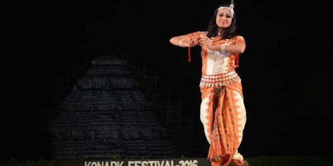 Archita Sahu performance at Konark Festival