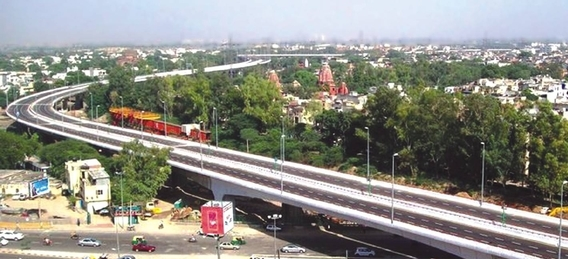 Raj Bhawan-Nandankanan elevated corridor