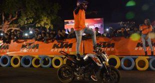 KTM hosts Orange day