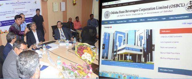 Odisha State Beverages Corporation