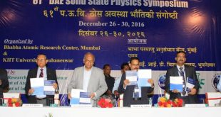 61st DAE-Solid State Physics Symposium
