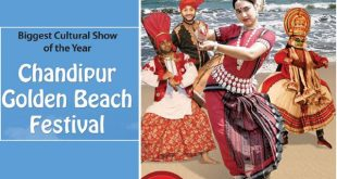 Chandipur beach festival