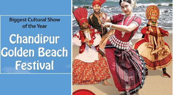 Chandipur beach festival