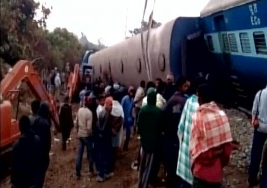 Hirakhand express train accident