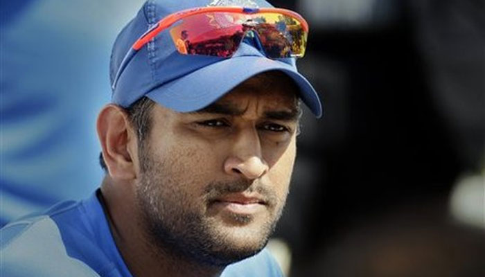Mahendra Singh Dhoni's retirement