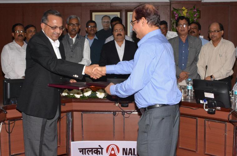 Nalco, NINL to set up Coal Tar Pitch plant