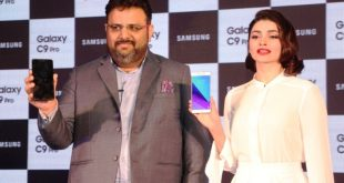 Samsung launches smartphone Galaxy C9 Pro