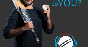 Sabyasachi Mishra Brand Ambassador for World Cup Cricket for Blind