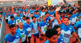 Tata Steel Bhubaneswar Half Marathon