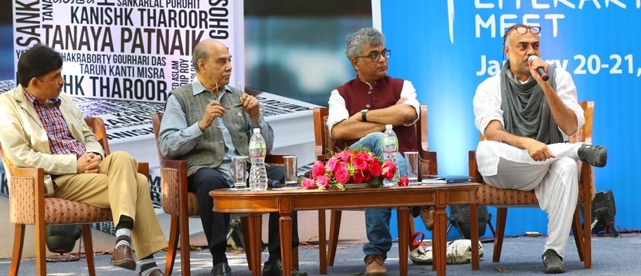Tata Steel Bhubaneswar literary meet