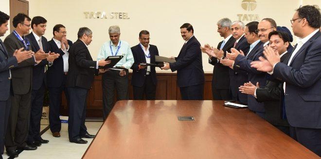 Tata Steel acquires stake in Subarnarekha port