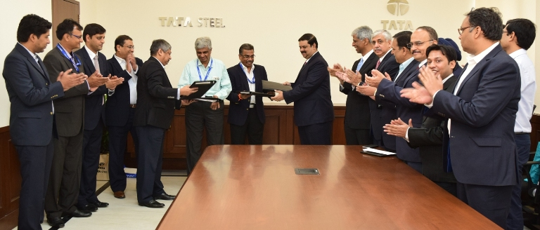 Tata Steel acquires stake in Subarnarekha port