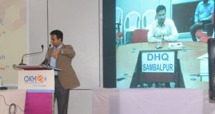 Dr Aravind Srinivasan, Director ( Projects) of Aravind Eye Care System