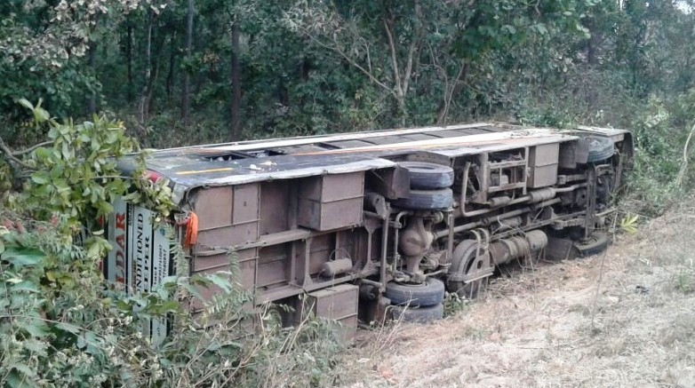 Bus Accident Archives - Update Odisha