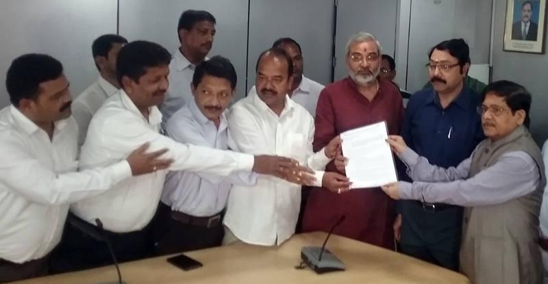 Poll code violation against Anubhab Mohanty