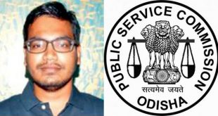 OAS topper Sourav Das