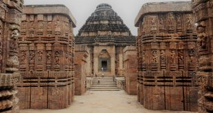 Endoscopy of Konark temple