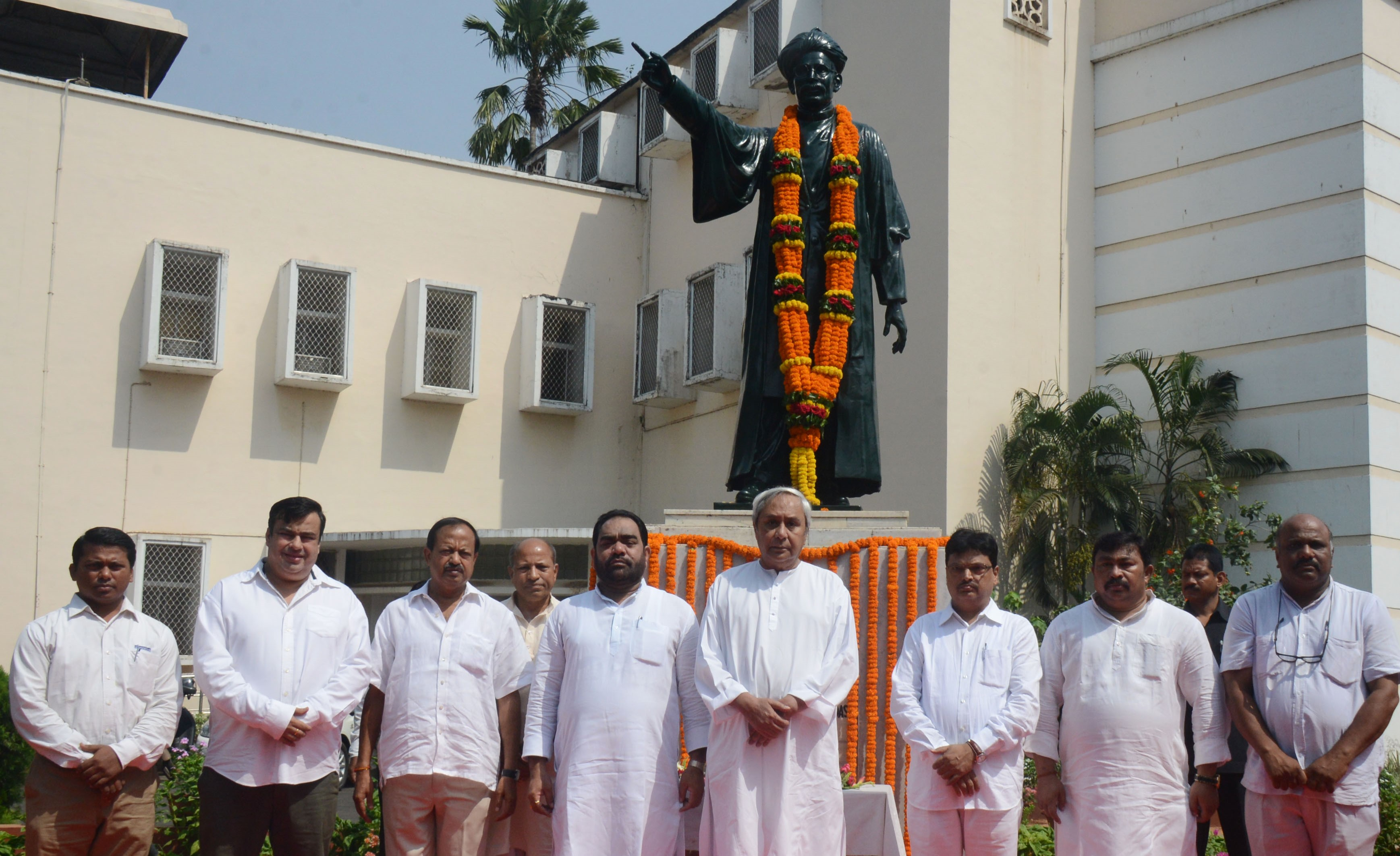 Utkal Gaurab Madhusudan Das birth anniversary