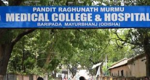 Pandit Raghunath Murmu Medical College