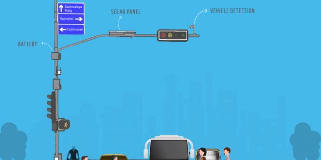 Adaptive Traffic Signal Control System