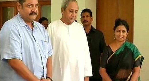 Sulochana Das joins BJD