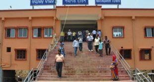 Nayagarh railway connectivity