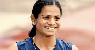 Dutee in World Athletics Championships