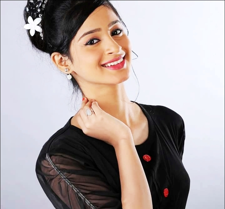 Actress Bhoomika Dash