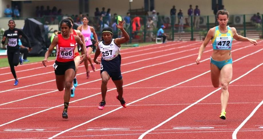 Dutee, Srabani qualify for women's 200m final