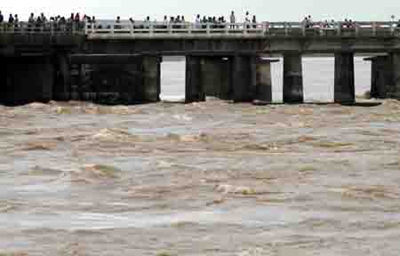 Flood alert in Odisha