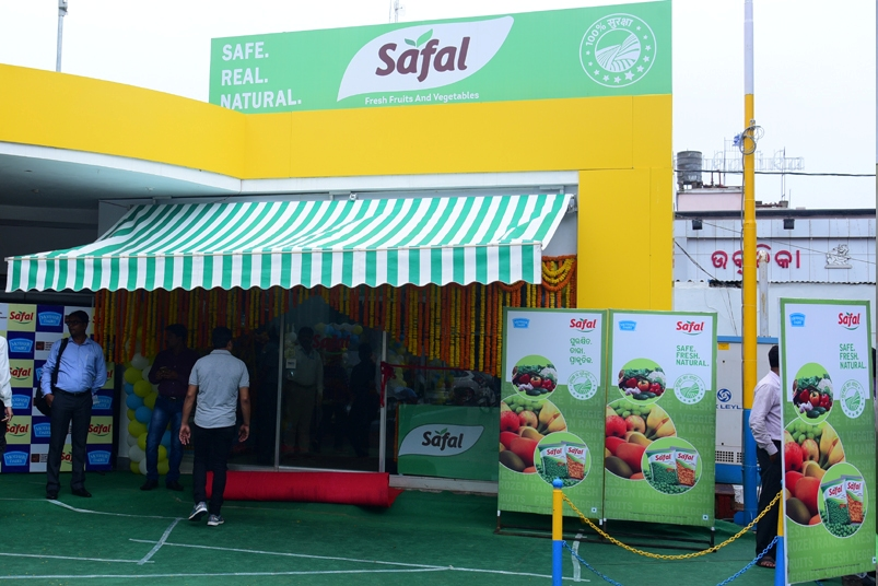 Mother Dairy SAFAL outlets