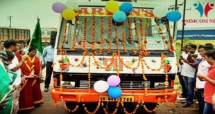 Nagada gets daily bus service