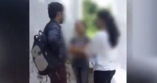 Viral video of youth being thrashed