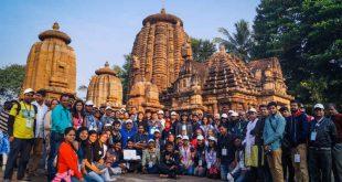 50th Ekamra Walks in Bhubaneswar