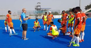 Indian Men's Hockey Team Chief Coach