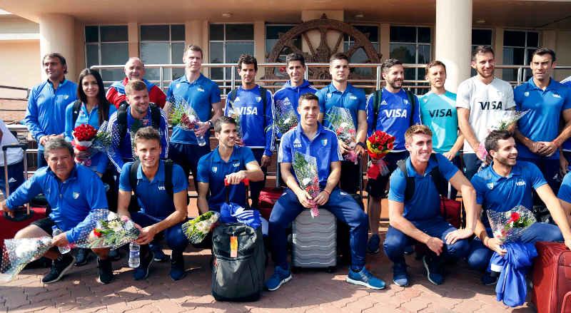 Olympic Champions Argentina at Odisha Men's Hockey World League Final Bhubaneswar 2017