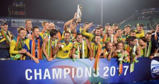 Australia claim Odisha Men's Hockey World League Final