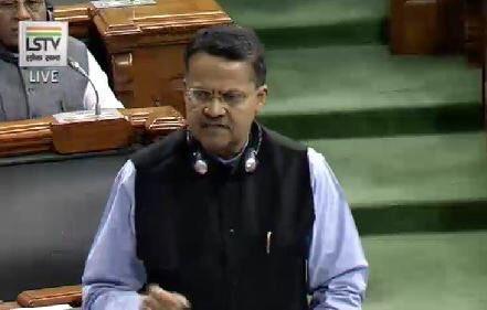 Bhartruhari Mahatab selected for Outstanding Parliamentarian Award 2017