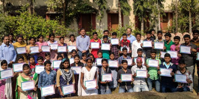 Adani Dhamra Port awards Merit Scholarship