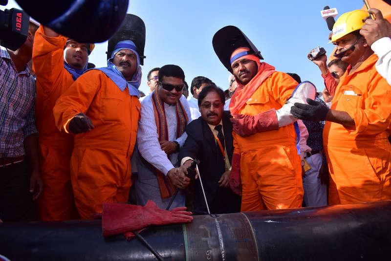 Dhamra-Angul gas pipeline
