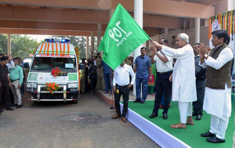 108 ambulance service