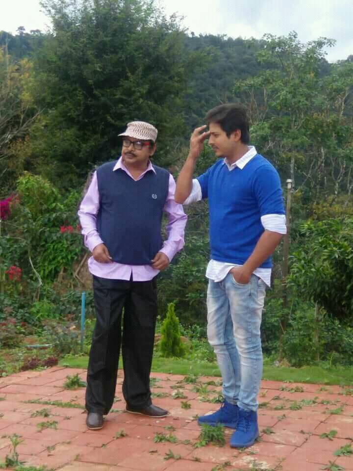 Babushan's upcoming Odia film Only Pyaar