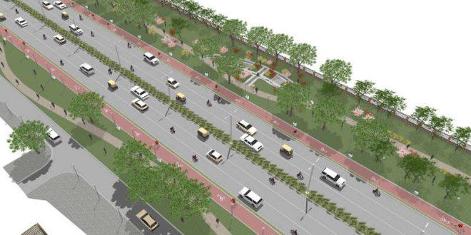 Sachivalaya Marg all set to become Urban Parkway of Bhubaneswar