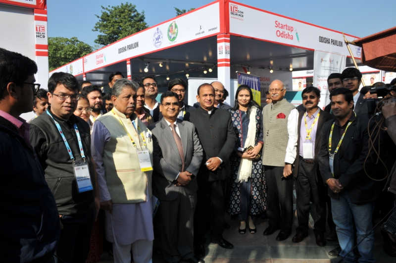 Startups from Odisha participate in TiEcon Delhi 2017