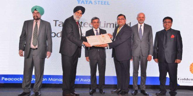 Golden Peacock Innovation Management Award