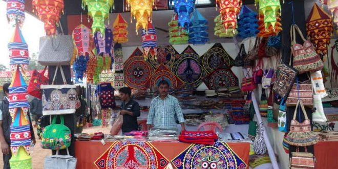 12th Toshali National Craft Mela-2017